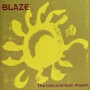 Blaze-The Instrumentals Project Cover Front
