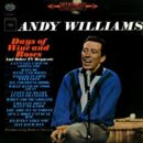 Andy Williams-Days of Wine and Roses_Cover front