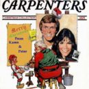 Carpenters-Christmas Portrait_Cover front