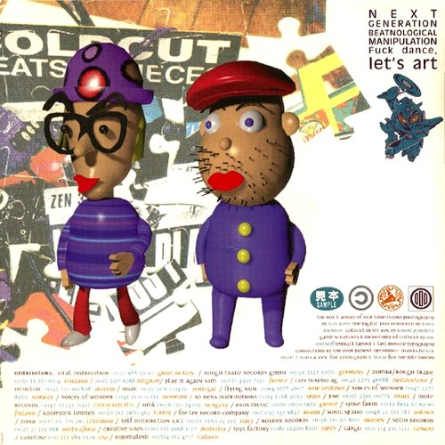 Coldcut – Let us Play! '97 › funkygog Blog