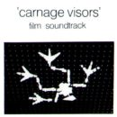 Cure-Carnage Visors-Soundtrack_Cover Tape Cut