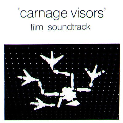 The Cure - Carnage Visors / Curiousity Anomalies