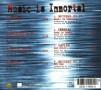 Rockers HiFi-Music is Immortal_Cover back CD
