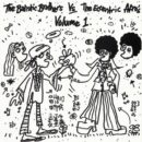 Ballistic Brothers vs. Eccentric Afros-Vol.1_Cover front_