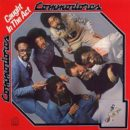 Commodores-Caught in the Act_Cover front