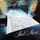 Barry White-Sheet Music_Cover front