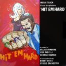 Bobby Davis Orchestra-Hit 'em Hard_Cover front LP