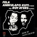 Fela Kuti & Roy Ayers-Music of many Colors_Cover front