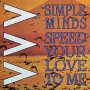 Simple Minds-Speed your Love to me_Maxi Cover front