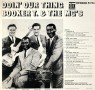 Booker T and the MGs-Doin' our Thing_Cover back LP