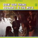 Booker T and the MGs-Doin' our Thing_Cover front