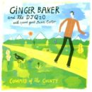Ginger Baker and the DJQ 20-Coward of the County_Cover front