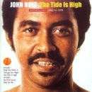 John Holt-The Tide is High Anthology_Cover front
