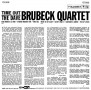 Dave Brubeck Quartet-Time Out_Cover back