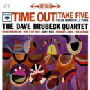 Dave Brubeck Quartet-Time Out_Cover front