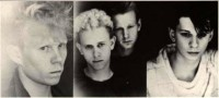 Depeche Mode-Speak & Spell_Band_back LP-de