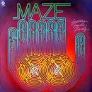 Maze-Maze ft. Frankie Beverly_Cover front LP