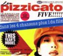 Pizzicato Five-This Year's Model EP_Cover front