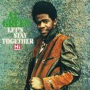 Al Green-Let's Stay Together_Cover front