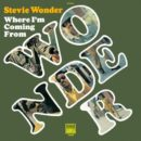 Stevie Wonder-Where I'm coming from_Cover front