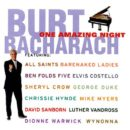 Burt Bacharach-One Amazing Night_Cover front