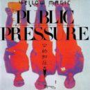 YMO-Public Pressure_Cover front