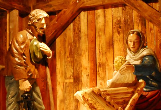 Krippe-Maria-und-Josef