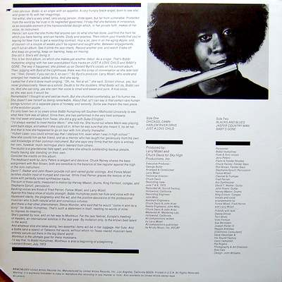 Bobbi Humphrey Chicago Damn