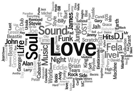 So many Love Songs (Musik-Alben Wolke) › funkygog Blog