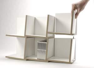 cd regale modulare bauweise erweiterbar funkygog blog. Black Bedroom Furniture Sets. Home Design Ideas