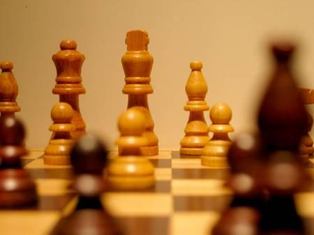 Schach-Perspektive