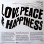 love-peace-happiness-Love is Stronger - Cover back