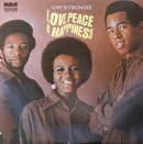 love-peace-happiness-Love is Stronger - Cover front