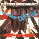 Todd Terry Project-To the Batmobile CD Cover Front