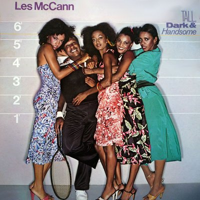 Les McCann-Tall Dark Handsome_Cover Front LP