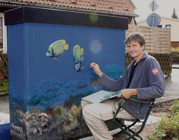 Gerald Wirtz - Aquarium