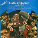 Curtis Mayfield-Curtis in Chicago-Cover front LP