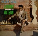 Johnny Guitar Watson-The Blues Soul-Cover front-LP