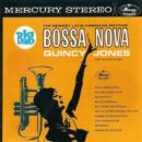 Quincy Jones-Bossa Nova_Cover front LP