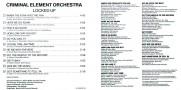Criminal Element Orchestra-Locked Up_Booklet CD