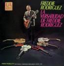 Freddie Rodriguez-La Versatilidad_Cover Front LP