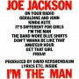 Joe Jackson-I'm the Man_Cover back