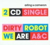 Arling+Cameron-Dirty Robot_We are A+C_MCD_Cover