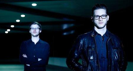 Bastian Grätz und Julian Leucht