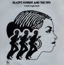 Glady Knight-A little Knight Music_Cover front LP