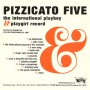 Pizzicato Five-International Playboy & Playgirl Record (Promo)_Cover front