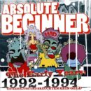 Absolute Beginner-The Early Years_Cover front
