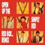 Simply Red-Open Up the Red Box_Cover Maxi