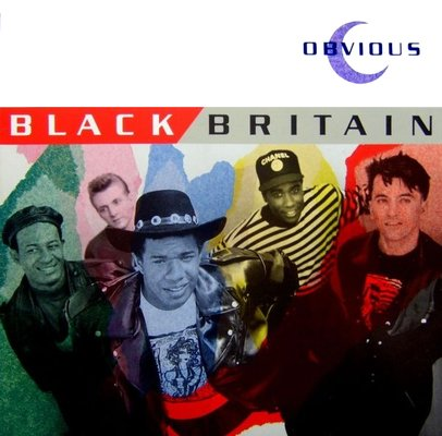 Black Britian-Obvious_Cover front