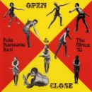 Fela Kuti-Open and Close_Cover front